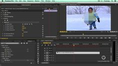 Using Mask & Track in Adobe Premiere Pro CC & Audition CC (2014)