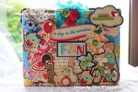 A Project by alicewahyuni from our Scrapbooking Altered Projects Galleries originally submitted 03/04/12 at 09:02 PM
