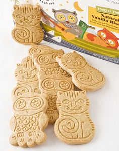 biscuits for Isabel