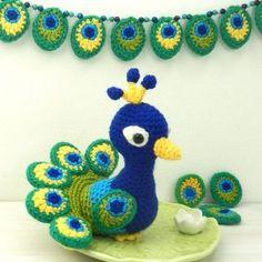 rectangular-peacock