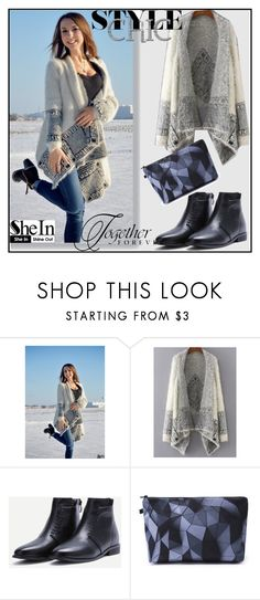 """""""Street style Shein 4/VI"""" by sajra-de ❤ liked on Polyvore featuring WALL"""