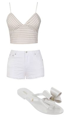 """""""Summer"""" by zainamorris ❤ liked on Polyvore featuring Ally Fashion and Melissa"""
