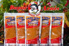 Abon Tuna Arnis made by 100% Fresh Tuna Fish and mixed with seasoning spices.  #AbonTunaArnis. Kuliner - Manado - Indonesia.
