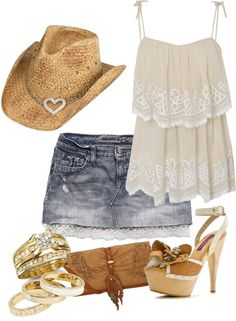 """country girl"" by southernbell1020 on Polyvore"