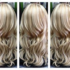 Probably too light for me but i love the color and highlights/lowlights ... - gnarlyhair.comgnarlyhair.com