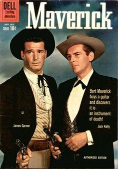 COMPLETE Maverick Comics Books Series on DVD - TV Golden Age Western Cowboy