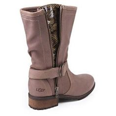 UGG Australia Ugg Silva Fawn Boots Size: 7.5 New $120 Free Shipping!
