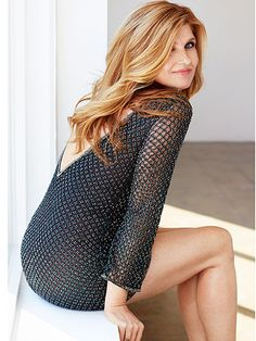 Connie Britton Interview - Connie Britton on Motherhood and Plastic Surgery - Redbook