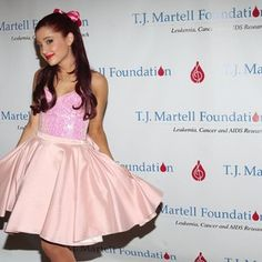 Ariana Grande - TJ Martell Foundation Concert, NYC - 22nd April, 2012