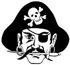 Once a Pirate...ALWAYS a Pirate!