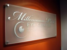 Magnificent etched glass signs by www.impactsigns.com, via Flickr