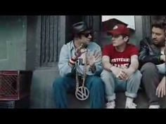 ▶ Beastie Boys - Fight For Your Right (Revisited) - This star-studded homage takes off where the 'Fight For Your Right' music video ended.