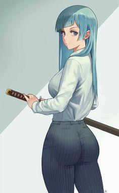 Anime Girl Hot, Kawaii Anime Girl, Manga Girl, Anime Art Girl, Cute Anime Character, Character Art, Strong Character, Katarina League Of Legends, Beautiful Anime Girl