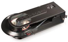 Crosley Revolution (CR6002A) mini portable turntable. $149.95