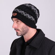 $4.05 (Buy here: https://alitems.com/g/1e8d114494ebda23ff8b16525dc3e8/?i=5&ulp=https%3A%2F%2Fwww.aliexpress.com%2Fitem%2FHigh-quality-gorro-Winter-Hats-for-Men-Knitting-wool-Beanie-women-Casual-Cap-men-s-Beanies%2F32784007973.html ) High quality gorro Winter Hats for Men Knitting wool Beanie women Casual Cap men's Beanies Plus velvet bone sports hats Skullies for just $4.05