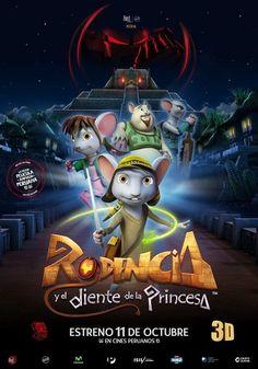 Rodencia - 2012 - BRRip Film Afis Movie Poster