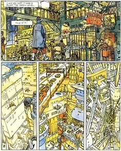 moebius fifth element - Google Search