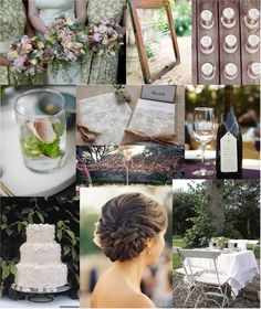 #inspiration board #country weddings