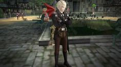 Granado Espada / Granado Espada Online  Free recruit character Caise Kielce <3  He's a bit 'Bishonen' and can't stop ship him with Major J.D. :3
