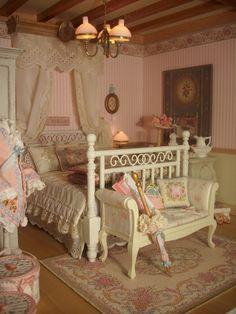 Декор дома в стиле шебби-шик. Обсуждение на LiveInternet - Российский Сервис Онлайн-Дневников
