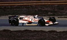 Al Unser, Jr. - Eagle 83 Cosworth TC - Galles Racing - Cribari Wines 300K - 1983 PPG Indy Car World Series, round 12