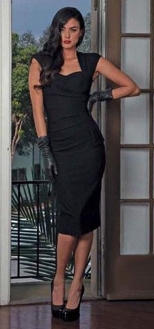 Shop Just Add Heels http://justaddheels.com/collections/dresses/products/coming-soon-pre-order-stop-staring-uma-dress