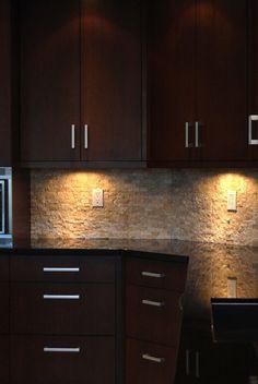 stacked+stone+backsplash | stacked stone kitchen backsplash design
