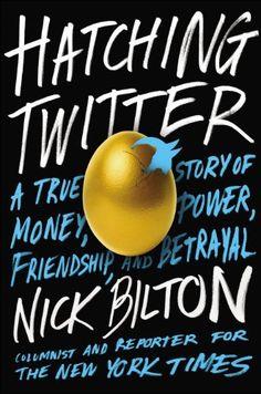 Hatching Twitter: A True Story of Money, Power, Friendship, and Betrayal by Nick Bilton, http://www.amazon.com/dp/B00CDUVSQ0/ref=cm_sw_r_pi_dp_kehxsb059YVTR