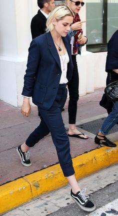Kristen Stewart's Cannes fashion looks.