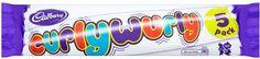 Cadbury Curly Wurly - Epcot - British pavillion