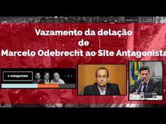 Sergio Moro é desmascarado ao vivo: Vazamento da delação em tempo real no Antagonista