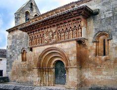 San Juan Bautista (S.XII). Moarves de Ojeda. Palencia. Reino de León