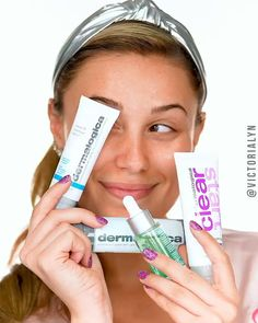 Facial Routine Skincare, Skin Routine, Face Skin Care, Diy Skin Care, Makeup City, Diy Hair Scrunchies, Makeup Makeover, Makeup Videos, Beauty Skin