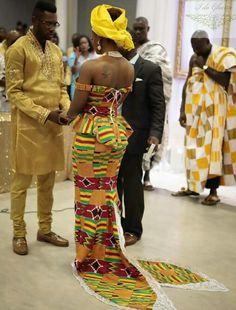 Traditional Ghanaian Engagment