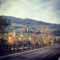 Antico borgo di Travo in ValTrebbia (Piacenza) - Instagram by petite_singe