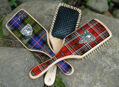 Tartan brushs