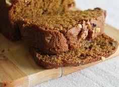 How to Make Gluten Free Pumpkin Bread
