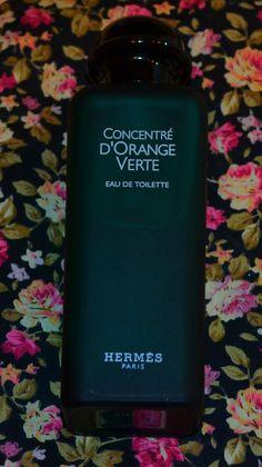 Hermes Concentre d`Orange Verte