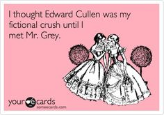 Our sentiments exactly!  www.fiftyshadesofgreyfanclub.com