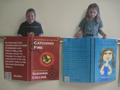 Great student book recommendation activity!
