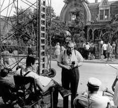 "Behind the scenes on ""The Munsters"""
