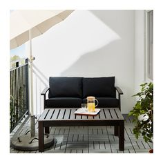 balkon ikea pplar 260 tisch und 4 st hle balkonien pinterest ikea pplar ikea und. Black Bedroom Furniture Sets. Home Design Ideas