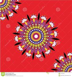 Illustration of colorful - 114524468 Book Logo, Mandala Artwork, Mandala Coloring, Mandala Design, Coloring Books, Pattern Design, Outdoor Blanket, Tapestry, Wall Art