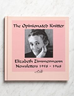 The Opinionated Knitter // Midcentury newsletters and patterns | Elizabeth Zimmerman, via Purl Soho