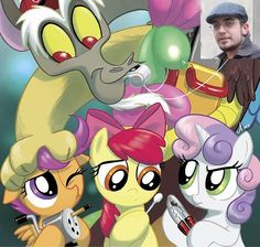 Interview with Jeremy Whitley, Writer of Upcoming My Little Pony Friends Forever Comic