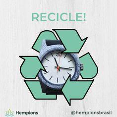A reutilização e a reciclagem são essenciais para um futuro sustentável. Com esta ideia desenvolvemos o nosso relógio de cânhamo  - Feito de restos da produção de roupa; - Com pulseira da câmara do ar da bicicleta ; - Feita a mão no Rio de Janeiro por maré relógios. Com o nosso relógio queremos criar uma expressão para um estilo de vida sustentável e consciente.  #recicle #marerelogios #consumoconsciente Rio, Hemp Fabric, Business Names, Sustainable Living, Fabric Scraps, Recycling, January, Made By Hands, Products