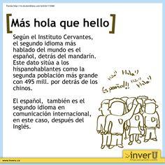 Mas hola que hello!