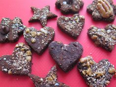 The Papouski and its coulis - Madame Labriski Brownies Cacao, Healthy Granola Bars, Toffee Bits, Cocoa Cinnamon, Decadent Cakes, Breakfast Dessert, Lactose Free, Gluten Free Baking, Frozen Desserts