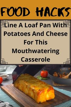 Life Hacks Home, Casserole, Cooking, Amazing, Recipes, Food, Kitchen, Casseroles, Kochen