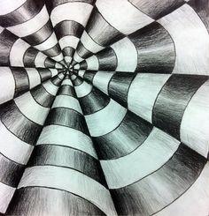 Op Art Designs - Artsonia Lesson Plan Source by carlafranne Op Art Lessons, Art Lessons Elementary, Art Drawings For Kids, Pencil Art Drawings, Flower Drawings, School Art Projects, Illusion Art, Art Academy, Elements Of Art